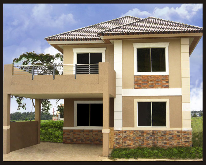 Metro gate angeles for Houses models